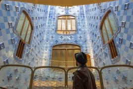 Instagram draw: three double Gold tickets to visit Casa Batlló
