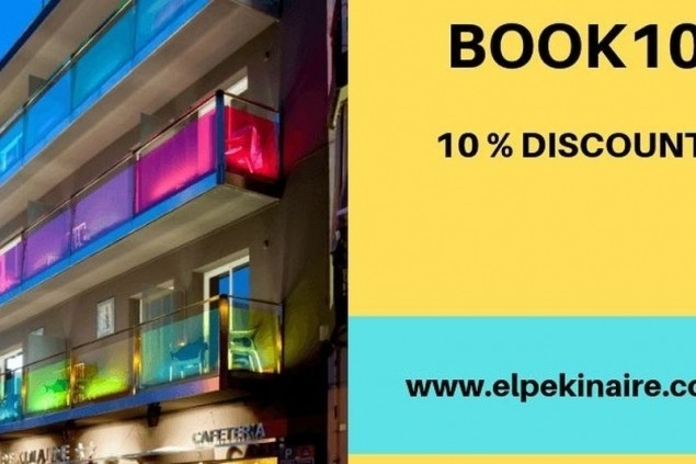 10% discount at the Bed and Breakfast El Pekinaire (Oferta Femturisme 1023)