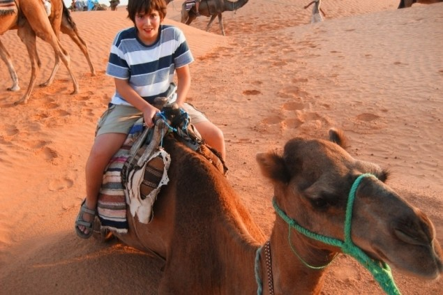 Morocco with children - The great adventure in Africa from July 25 to 31 (Desierto Marruecos)