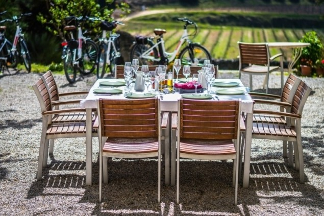 Bike & Taste - Self-Guided Route with Conventional Bike through the Penedès (3.3 Home Personalized Premium_)