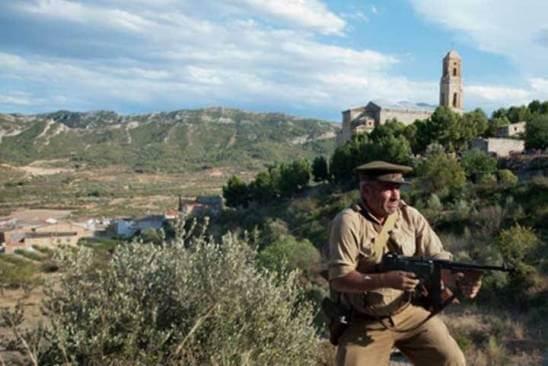 Petjades per la Batalla de L'Ebre