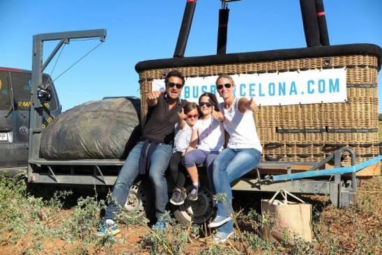Vuelo en globo en el Empordà o Vic Pack Familiar Cataluña