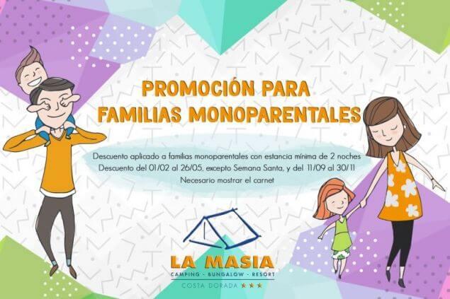 familles monoparentales Promotion