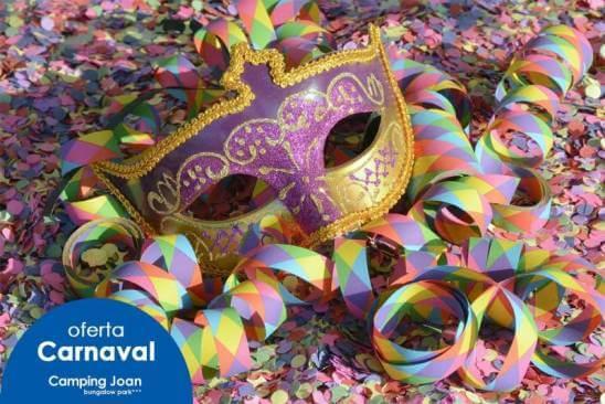 Carnaval a Càmping Joan