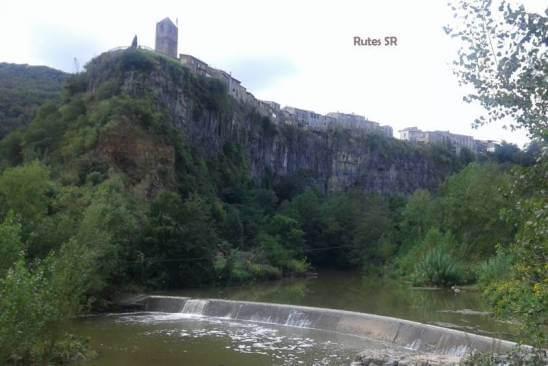 Garrotxa Medieval en Btt