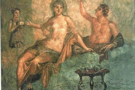 El sexo en época romana