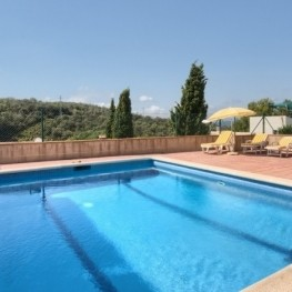 House with pool in Begur