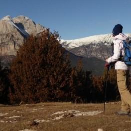 Trekking Hayedos Valls del Pedraforca