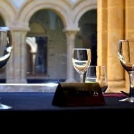 Jumelage dîner au monastère de noisette