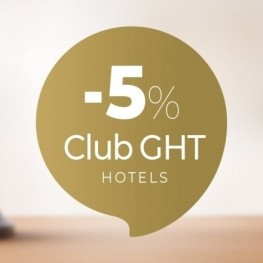 Exclusive offer for members of the GHT CLUB