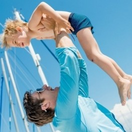 Sailing holidays to Menorca with children
