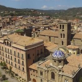 Découvrez le centre historique monumental de Solsona