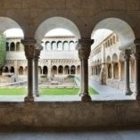 Two audio guides: Monastic Ensemble and Romanesque Cloister