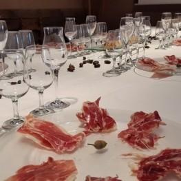 Tast de pernils maridat amb vins, 24 juliol 12h00