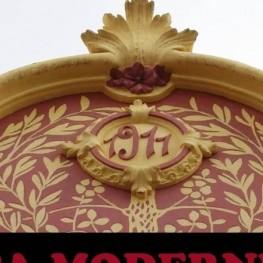 Ruta Modernista de Gelida -junio 2021