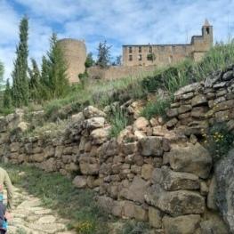 Ruta de senderismo guiada de Solsona al Castellvell d'Olius