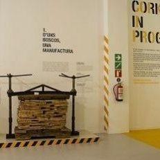"""Exposició permanent """"Cork in progress"""""""