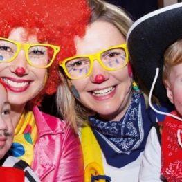 Carnaval 2018, Comença la diversió!