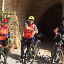 En ruta pel Baix Ter amb bicicleta electrica