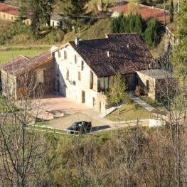 Tardor de bolets Grups fins 40 pax Camprodon (Pirineu)