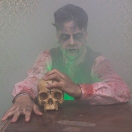 Paquet Halloween Scream Nights (Parc Samà)