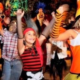 Finde de Halloween con niños!