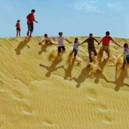 Morocco with children. The great adventure in Africa.