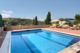 Casa amb piscina a Begur