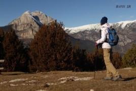 Trekking Fagedes Valls del Pedraforca