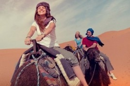 Adventure in Morocco! Singles WITHOUT children
