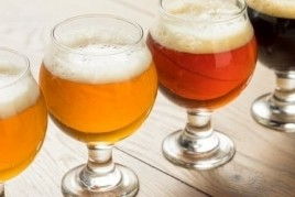 Tast de cerveses artesanes d'introducció a la cultura cervesera
