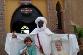 Morocco with children - the great adventure in South Africa…