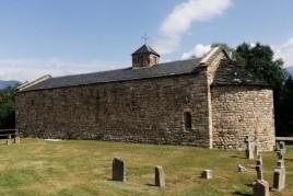 Experiència Romànic: Sant Genís de Montellà