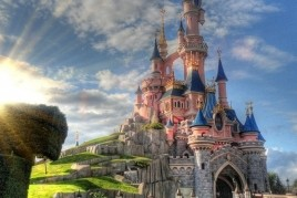 Disneyland Paris in exclusive single parent group