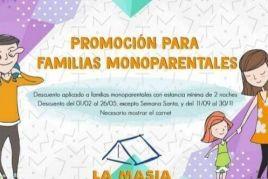 Promoción familias monoparentales