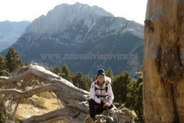 Trekking-Raquetes, Ensija-Peguera