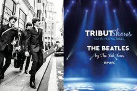 Tribut Afficher les Beatles par les Fab Four