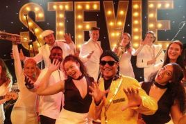 Stevie Wonder Tributo Show