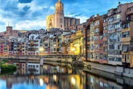 Girona, la petita Florencia