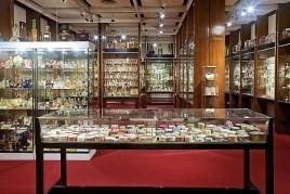 Un espai únic on descobrir la història dels perfums