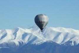 Hotel Vall de Bas + vol en globus a la Garrotxa