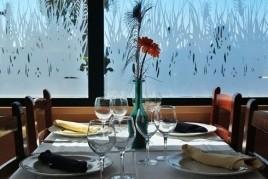 Gastronomic days of the artichoke in L'estany, Wooden House