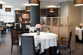 Menjazz - menú degustació al restaurant mun - hotel don candido