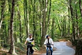 Estancias de fin de semana pedaleando