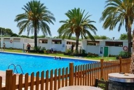 Offer July in Bungalow at Camping la Corona