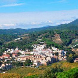 Sant Cebrià de Vallalta