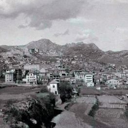 Berga during the Civil War