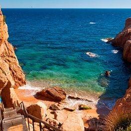 Cales i platges de Sant Feliu de Guíxols