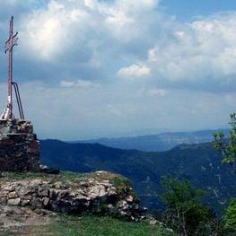 Desde Osor hasta Sant Miquel de les Formigues