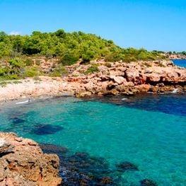Caminos de ronda: de l'Ametlla de Mar hasta l'Ampolla